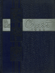 1952 Edition, Glass High School - Crest Yearbook (Lynchburg, VA)