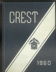 1960 Edition, Glass High School - Crest Yearbook (Lynchburg, VA)