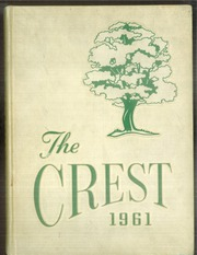 Page 1, 1961 Edition, Glass High School - Crest Yearbook (Lynchburg, VA) online yearbook collection