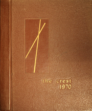 1970 Edition, Glass High School - Crest Yearbook (Lynchburg, VA)
