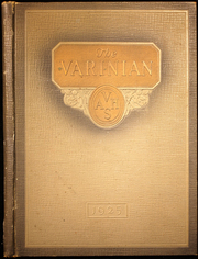 Varina High School - Varinian Yearbook (Richmond, VA) online yearbook collection, 1925 Edition, Page 1