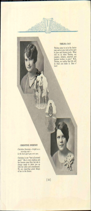 Page 17, 1928 Edition, Varina High School - Varinian Yearbook (Richmond, VA) online yearbook collection