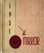Page 1, 1951 Edition, Warren County High School - Mirror Yearbook (Front Royal, VA) online yearbook collection