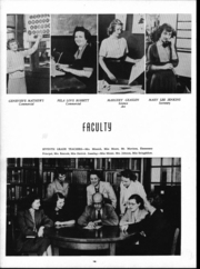 Page 15, 1951 Edition, Warren County High School - Mirror Yearbook (Front Royal, VA) online yearbook collection