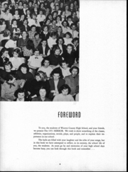 Page 5, 1951 Edition, Warren County High School - Mirror Yearbook (Front Royal, VA) online yearbook collection