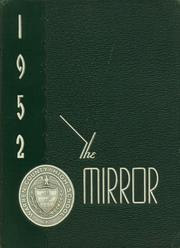 1952 Edition, Warren County High School - Mirror Yearbook (Front Royal, VA)