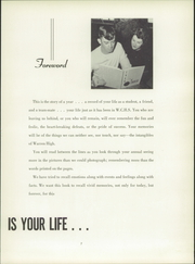 Page 11, 1956 Edition, Warren County High School - Mirror Yearbook (Front Royal, VA) online yearbook collection