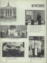Page 12, 1956 Edition, Warren County High School - Mirror Yearbook (Front Royal, VA) online yearbook collection