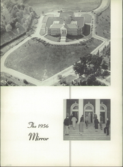 Page 6, 1956 Edition, Warren County High School - Mirror Yearbook (Front Royal, VA) online yearbook collection