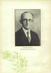Page 8, 1933 Edition, Thomas Jefferson High School - Monticello Yearbook (Richmond, VA) online yearbook collection