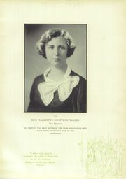 Page 9, 1933 Edition, Thomas Jefferson High School - Monticello Yearbook (Richmond, VA) online yearbook collection