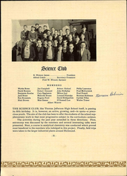 Page 73, 1935 Edition, Thomas Jefferson High School - Monticello Yearbook (Richmond, VA) online yearbook collection