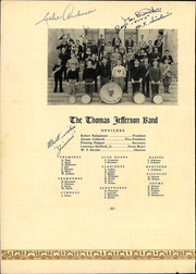 Page 74, 1935 Edition, Thomas Jefferson High School - Monticello Yearbook (Richmond, VA) online yearbook collection