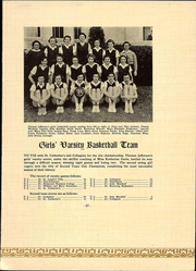 Page 83, 1935 Edition, Thomas Jefferson High School - Monticello Yearbook (Richmond, VA) online yearbook collection