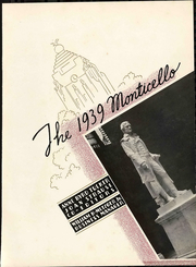 Page 9, 1939 Edition, Thomas Jefferson High School - Monticello Yearbook (Richmond, VA) online yearbook collection