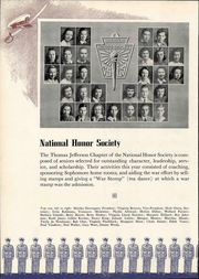 Page 90, 1943 Edition, Thomas Jefferson High School - Monticello Yearbook (Richmond, VA) online yearbook collection