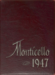 Page 1, 1947 Edition, Thomas Jefferson High School - Monticello Yearbook (Richmond, VA) online yearbook collection