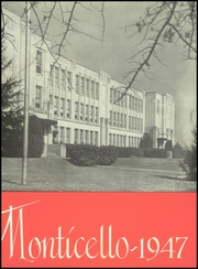 Page 7, 1947 Edition, Thomas Jefferson High School - Monticello Yearbook (Richmond, VA) online yearbook collection