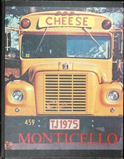 1975 Edition, Thomas Jefferson High School - Monticello Yearbook (Richmond, VA)