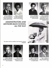 Page 16, 1976 Edition, Thomas Jefferson High School - Monticello Yearbook (Richmond, VA) online yearbook collection