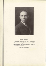 Page 10, 1938 Edition, Richlands High School - Reminiscences Yearbook (Richlands, VA) online yearbook collection