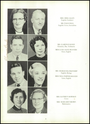 Page 12, 1955 Edition, Richlands High School - Reminiscences Yearbook (Richlands, VA) online yearbook collection