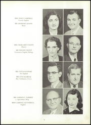 Page 13, 1955 Edition, Richlands High School - Reminiscences Yearbook (Richlands, VA) online yearbook collection