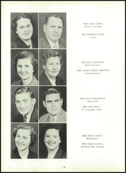 Page 14, 1955 Edition, Richlands High School - Reminiscences Yearbook (Richlands, VA) online yearbook collection
