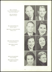 Page 15, 1955 Edition, Richlands High School - Reminiscences Yearbook (Richlands, VA) online yearbook collection