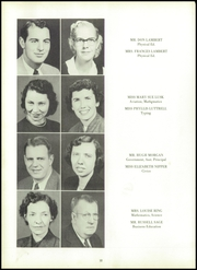 Page 16, 1955 Edition, Richlands High School - Reminiscences Yearbook (Richlands, VA) online yearbook collection