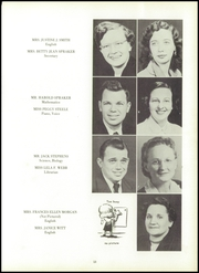 Page 17, 1955 Edition, Richlands High School - Reminiscences Yearbook (Richlands, VA) online yearbook collection