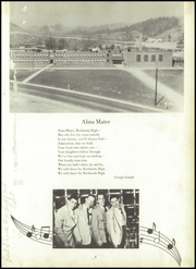 Page 7, 1955 Edition, Richlands High School - Reminiscences Yearbook (Richlands, VA) online yearbook collection