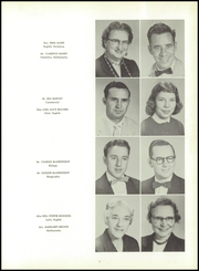 Page 11, 1956 Edition, Richlands High School - Reminiscences Yearbook (Richlands, VA) online yearbook collection