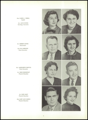 Page 13, 1956 Edition, Richlands High School - Reminiscences Yearbook (Richlands, VA) online yearbook collection