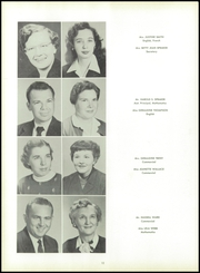 Page 16, 1956 Edition, Richlands High School - Reminiscences Yearbook (Richlands, VA) online yearbook collection