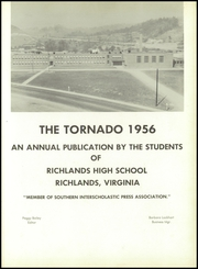 Page 5, 1956 Edition, Richlands High School - Reminiscences Yearbook (Richlands, VA) online yearbook collection