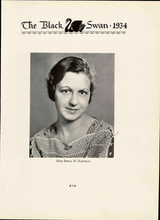 Page 15, 1934 Edition, William Byrd High School - Black Swan Yearbook (Vinton, VA) online yearbook collection