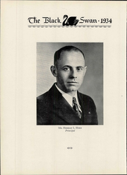 Page 16, 1934 Edition, William Byrd High School - Black Swan Yearbook (Vinton, VA) online yearbook collection