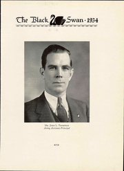 Page 17, 1934 Edition, William Byrd High School - Black Swan Yearbook (Vinton, VA) online yearbook collection