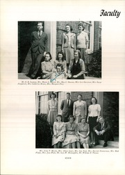 Page 14, 1942 Edition, William Byrd High School - Black Swan Yearbook (Vinton, VA) online yearbook collection