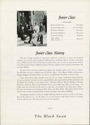 Page 38, 1951 Edition, William Byrd High School - Black Swan Yearbook (Vinton, VA) online yearbook collection