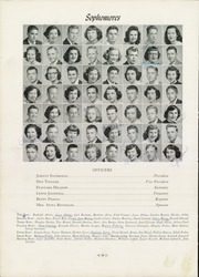 Page 42, 1951 Edition, William Byrd High School - Black Swan Yearbook (Vinton, VA) online yearbook collection