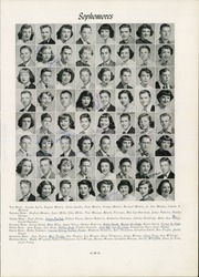 Page 43, 1951 Edition, William Byrd High School - Black Swan Yearbook (Vinton, VA) online yearbook collection