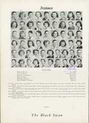 Page 44, 1951 Edition, William Byrd High School - Black Swan Yearbook (Vinton, VA) online yearbook collection