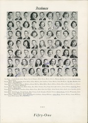 Page 45, 1951 Edition, William Byrd High School - Black Swan Yearbook (Vinton, VA) online yearbook collection