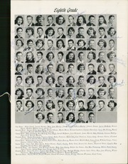 Page 47, 1951 Edition, William Byrd High School - Black Swan Yearbook (Vinton, VA) online yearbook collection