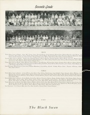 Page 48, 1951 Edition, William Byrd High School - Black Swan Yearbook (Vinton, VA) online yearbook collection