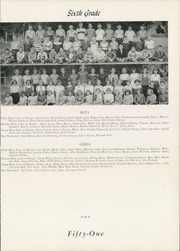 Page 49, 1951 Edition, William Byrd High School - Black Swan Yearbook (Vinton, VA) online yearbook collection