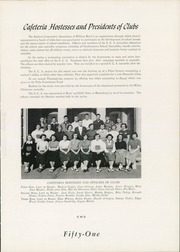 Page 53, 1951 Edition, William Byrd High School - Black Swan Yearbook (Vinton, VA) online yearbook collection
