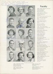 Page 20, 1952 Edition, William Byrd High School - Black Swan Yearbook (Vinton, VA) online yearbook collection
